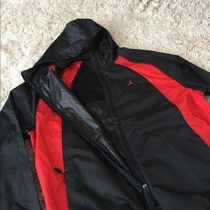 483c56683486 Jordan Jackets   Coats - Jordan Wings Jacket Anorak Wind 897884-015 Bred
